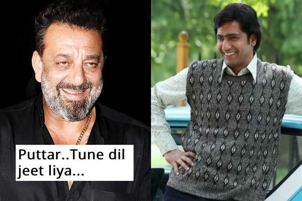 Sanjay Dutt Gave The Best Compliment To Vicky Kaushal ...