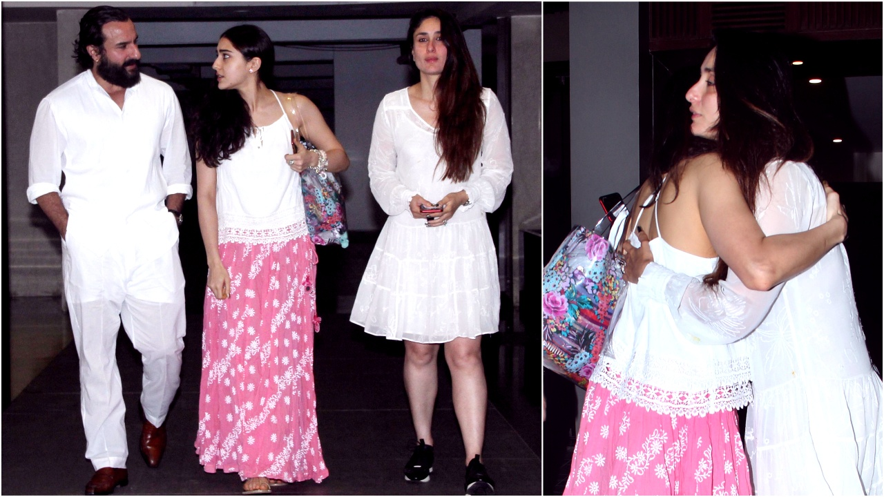 Sara Ali Khan Shares About Her Bond With Step-Mother Kareena