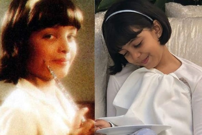 Here's The Proof That Aaradhya Looks The Exact Copy Of Aishwarya Rai Bachchan