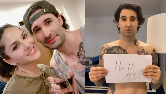 Video Inside: Sunny Leone's Hubby, Daniel Weber Trolls Her; Mocks Her Cooking And Sleeping Cycle