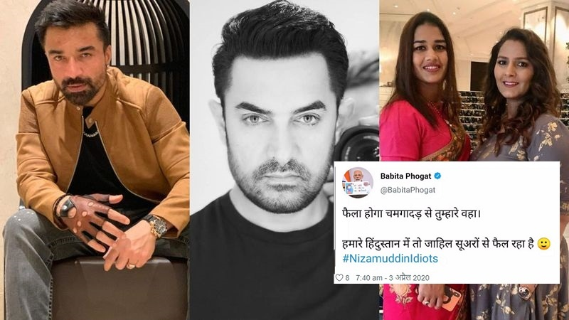Ajaz Khan Slams Babita Phogat Saying Aamir Khan Made Her