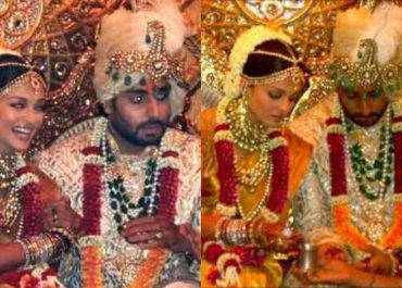 Watch Unseen Video From Aishwarya Rai And Abhishek Bachchan Wedding To See Their Varmala