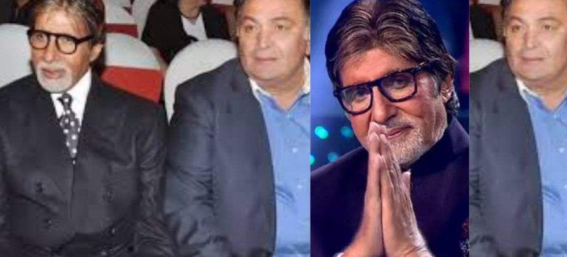 Rishi Kapoor Passes Away At 67,After Putting Up A Brave Fight With Cancer; Amitabh Bachchan Shares The Heartbreaking News