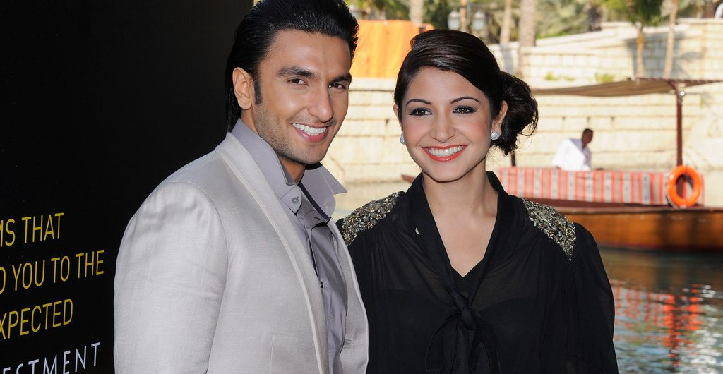 Ranveer and anushka dating online dating for married in india