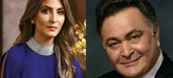 Rishi Kapoor's daughter gets special permission to travel from Delhi