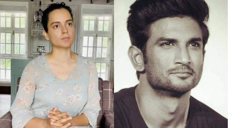 Kangana Ranaut Shuts All Claims Of Being Called For Sushant Singh Rajput's Death By Mumbai Police