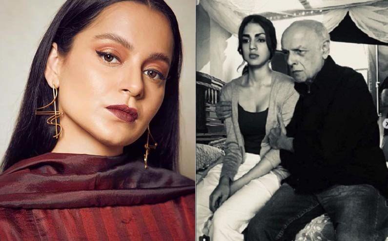 """Why Was Mahesh Bhatt So Invested In Sushant Singh Rajput-Rhea Chakraborty's Relationship"" Kangana Ranaut's Team Questions Pooja Bhatt"