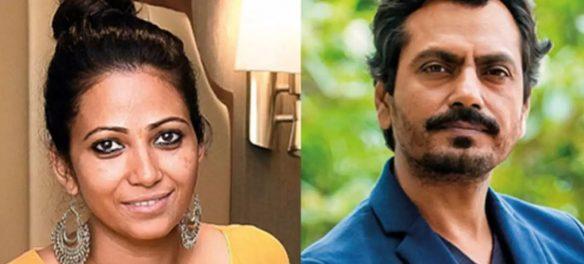 Nawazuddin Siddiqui wife Aaliya