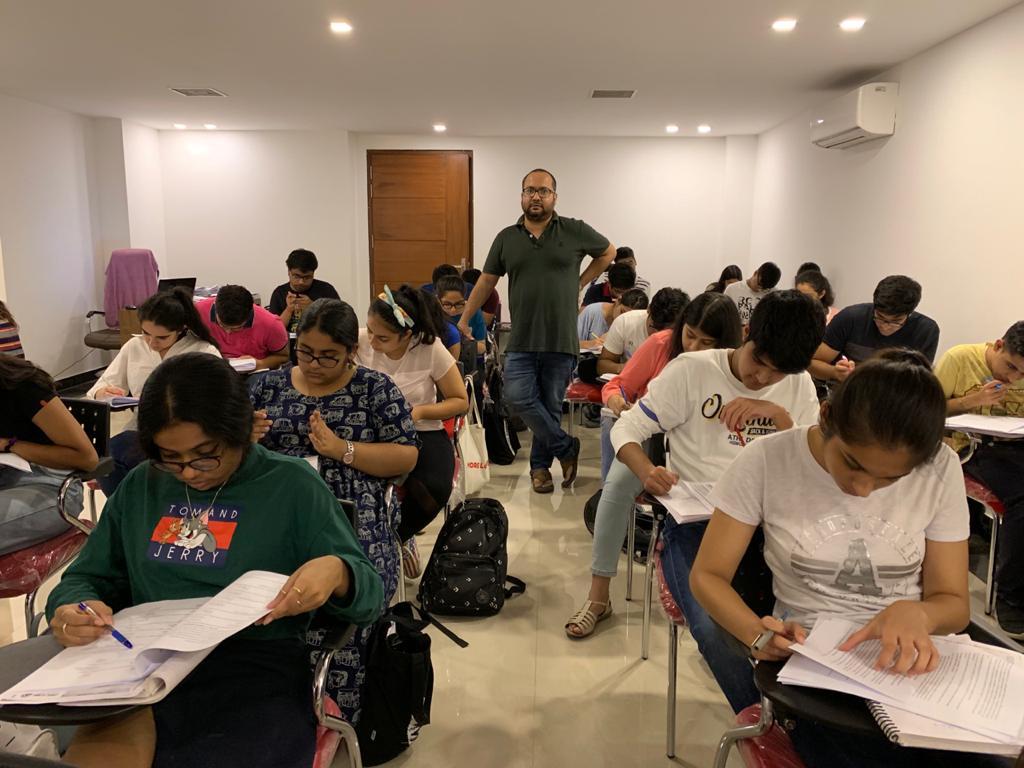 Nishant Prakash Coaching Institute.