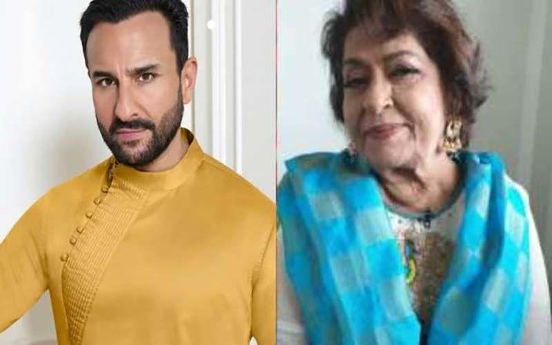 Saif Ali Khan Reveals Late Saroj Khan Was Capable Of Shaming Stars To Make Them Perform