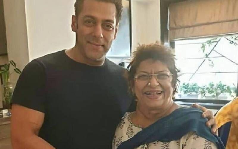 Salman Khan helped Saroj Khan and her daughter Sukaina Khan