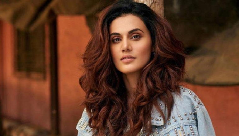 Taapsee Pannu on Nepotism