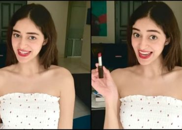 Ananya pandey trolled for celebrating lipstick day.jpg