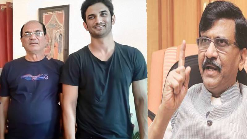 Was Sushant Singh Rajput Unhappy With His Father, KK Singh's Second Marriage? Claims MP Sanjay Raut –