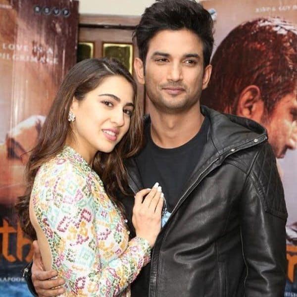 Sara Ali Khan Admits Dating Sushant Singh Rajput, Says He