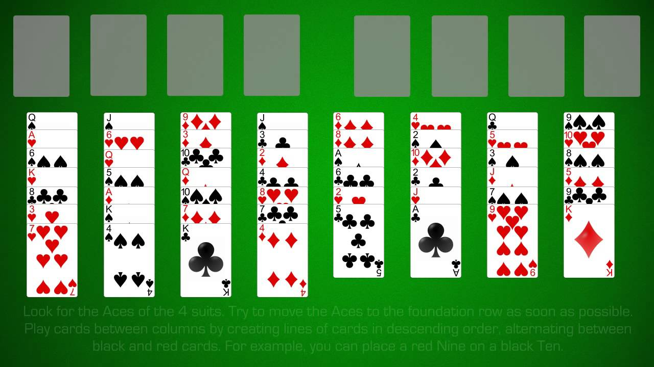 Freecell Lösung