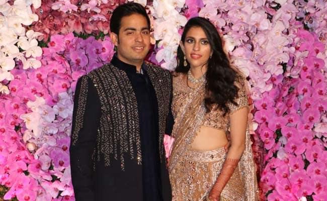 Akash Ambani and Shloka Mehta blessed with a baby boy