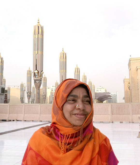 AR Rahman mother Kareema Begum