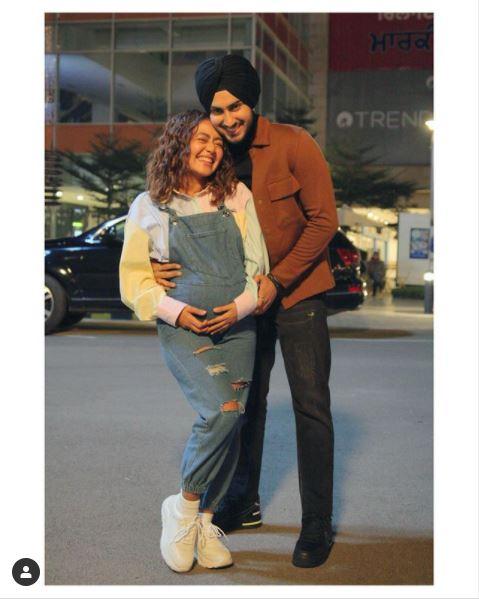 Neha Kakkar is pregnant