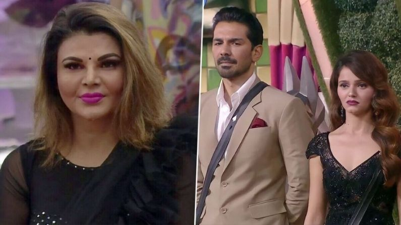 Rakhi Sawant brother says Abhinav Shukla and Rubina Dialik are overreacting