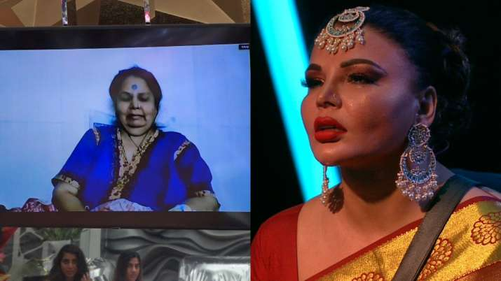 Rakhi Sawant mother admitted to icu