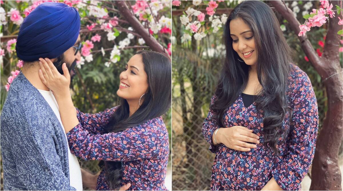 Harshdeep Kaur And Mankeet Singh Welcome Their First Baby, Is It A Boy Or A Girl? Deets Inside! -